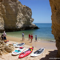 algarve stand up paddle